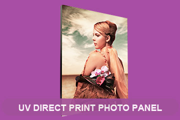 JetMaster UV Direct Print Photo Panel