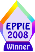 EPPIE winner logo