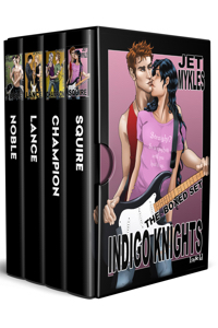 Indigo Knights E-Boxed Set – available now