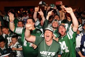 Jets Fans - NFL Draft