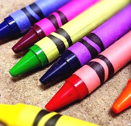 crayola crayon colors quiz