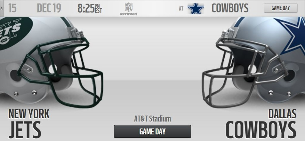cowboys football helmet chair in a bag with footrest it s throwback evening for tonight jets game week15 event photo