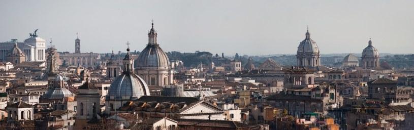 The Skyline of Rome