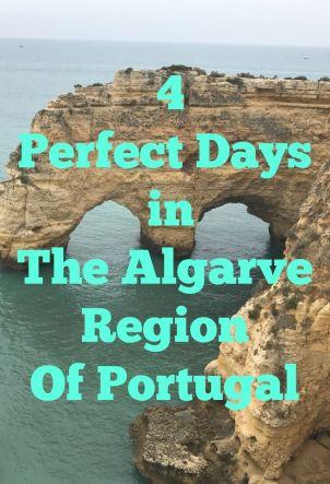 4 Perfect Days in the Algarve Region
