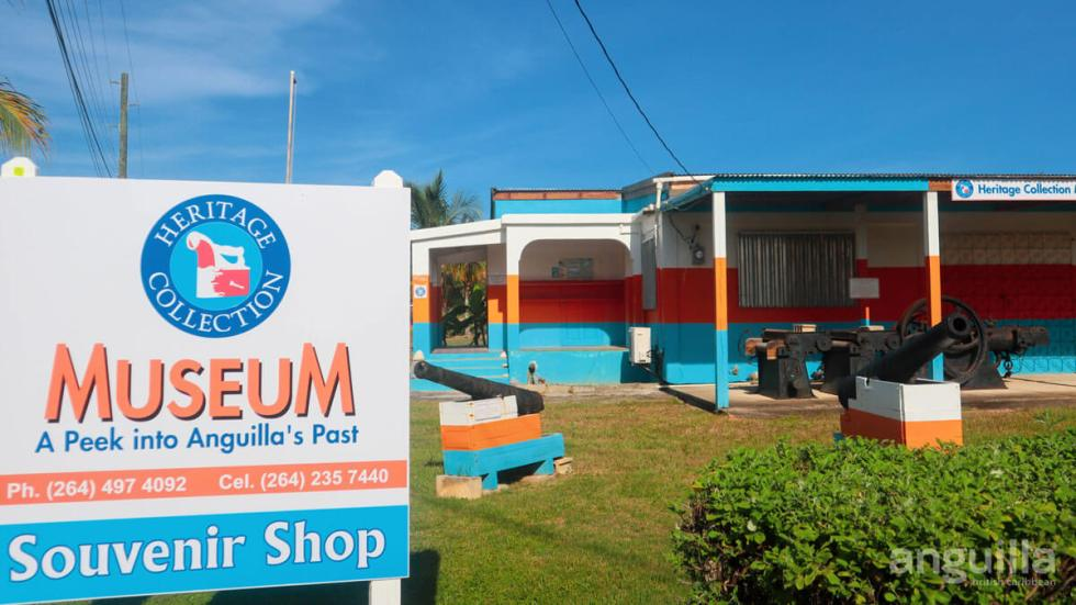 Heritage Collection Museum (East End Village, Anguilla's only museum)