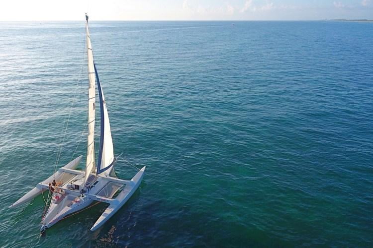 Catamaran in Florida