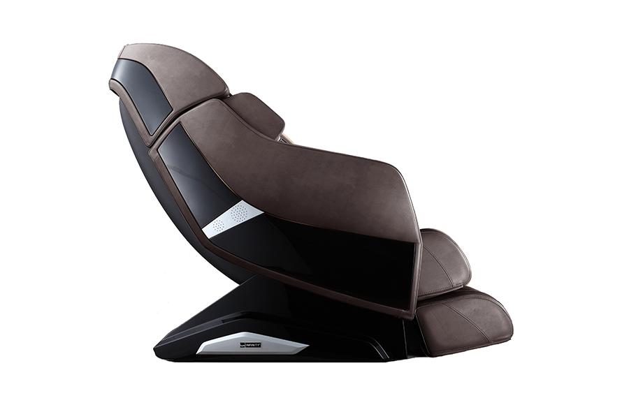 infinity massage chair recliner chairs garden brown