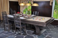 pool table dining room table combo the finest pool tables