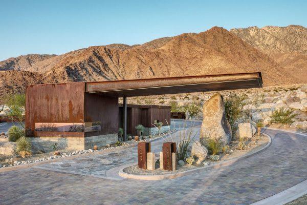 desert palisades modernist