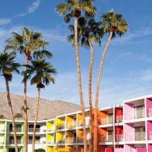 Palm Springs - Hotels Parker
