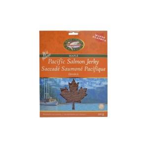 Maple Salmon Jerky