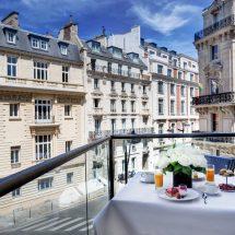 L'hotel Du Collectionneur Arc De Triomphe Paris France