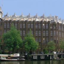 Grand Hotel Amr Amsterdam Netherlands