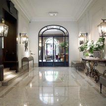 Hotel Lancaster Paris Champs-elyses France