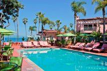 California Beach Hotels Hitting Sand