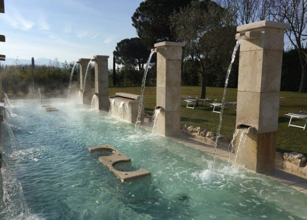 Terme Salus Province of Viterbo Italy Jetsetter