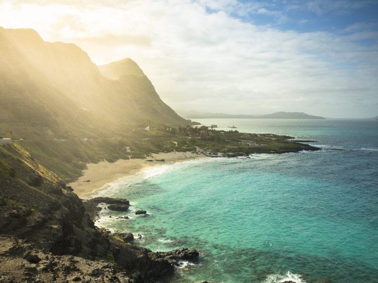 Hawaii Northern shore