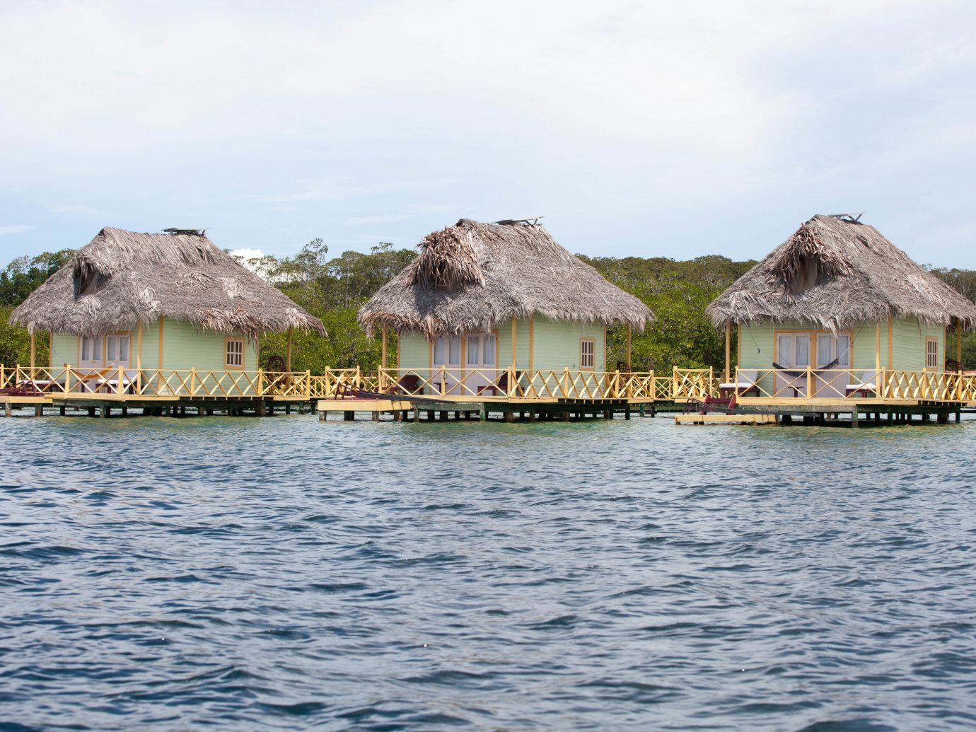 7 gorgeous overwater bungalow