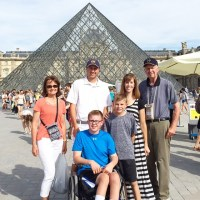 Guest Blogger – Me, My Brother & His Chair: 10 Planning Tips For Europe!