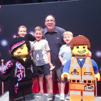 The LEGO Brickman Experience for kids