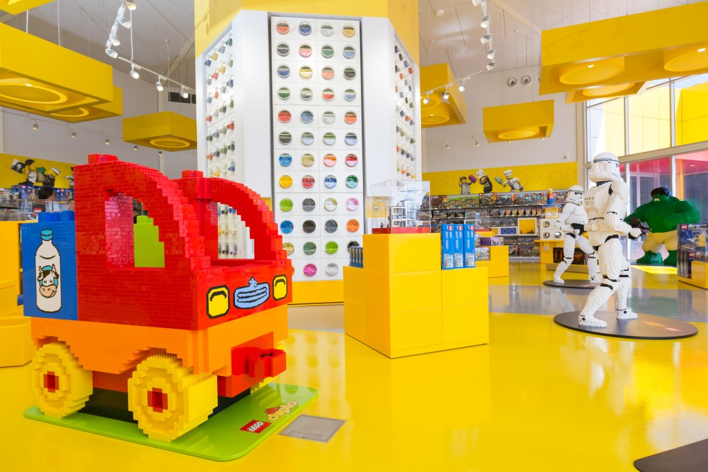 Australia's first LEGO Certified Store is now open at Dreamworld