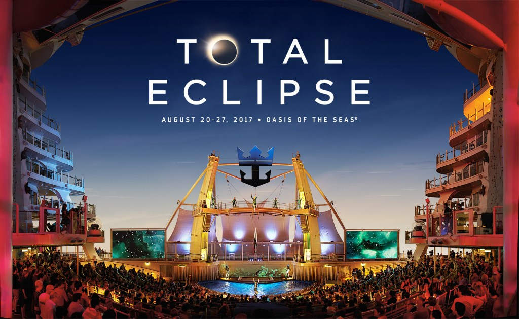 Space fans will love Royal Caribbean's Total Solar Eclipse Cruises
