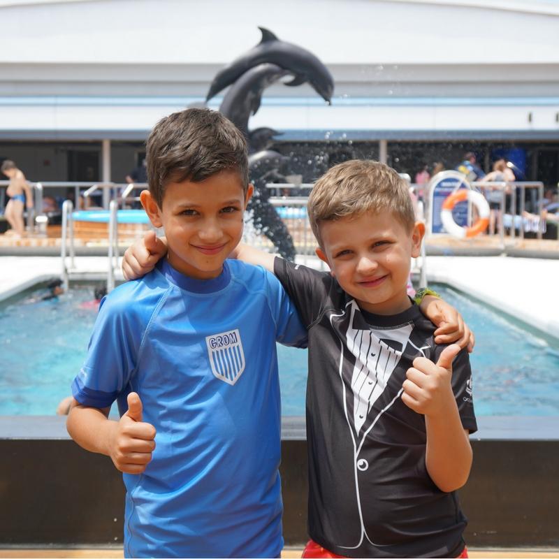 Family Fun On Board P&O Cruises' Pacific Eden