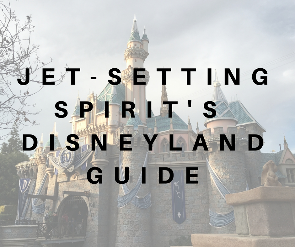 Jet-setting Tips: Disneyland