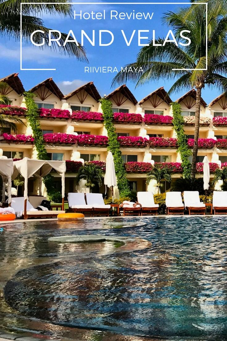 Hotel Review Grand Velas Riviera Maya