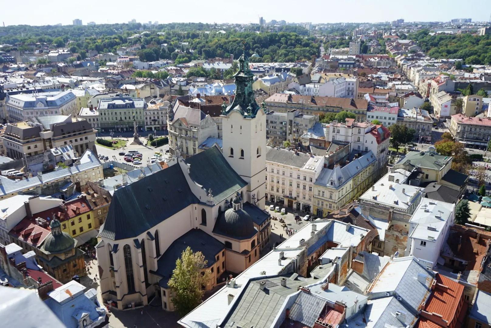 history-of-lviv