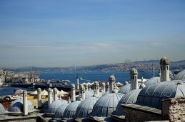 Sultan-Mosque, Istanbul, Turkey