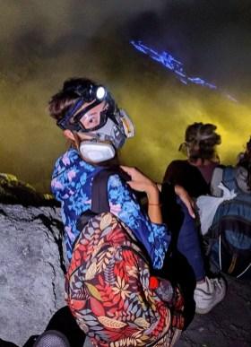 Ijen Volcano, Java, Indonesia