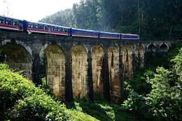 Nine-Arch-bridge, Sri Lanka