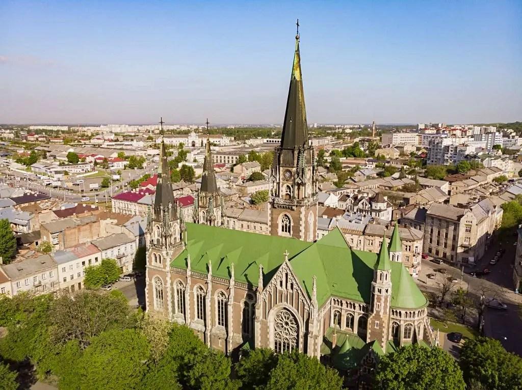 st. Olha and Elizabeth church