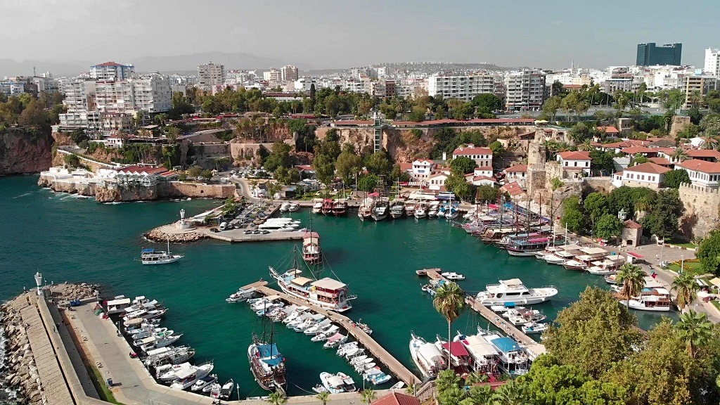 Itinerary for a 14 day Trip Around Turkey: Kaleiçi Old Town Antalya