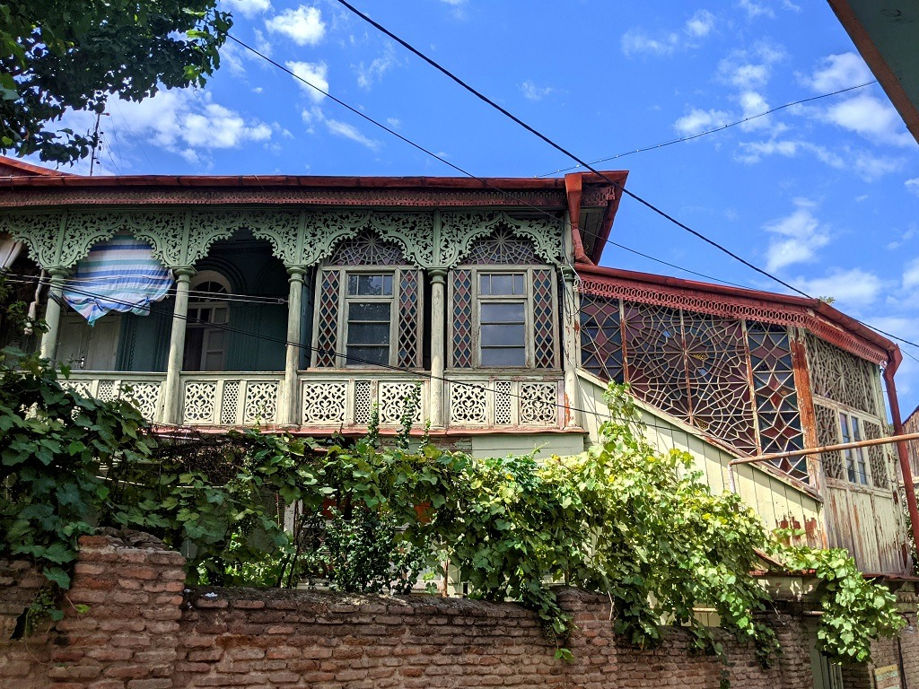 Explore Tbilisi Old Town