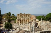 Visiting Ephesus and the Temple of Artemis