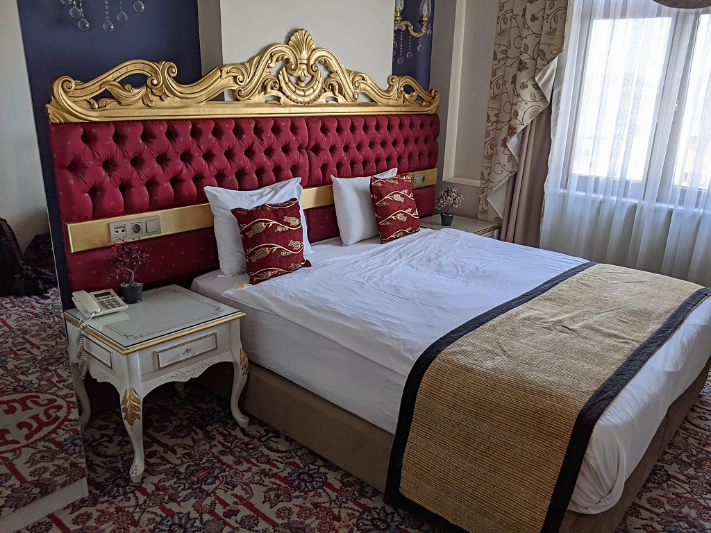 Galataport hotel review