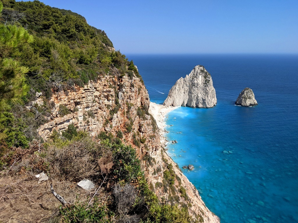The Complete Guide To Zakynthos, Greece: Mizithres, Keri