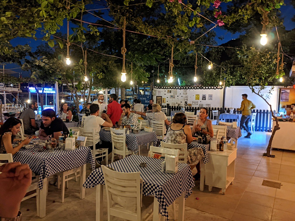 Where To Eat In Kas: Keyf-i dem