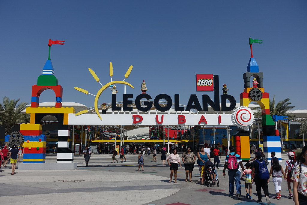 Dubai Parks and Resorts Legoland