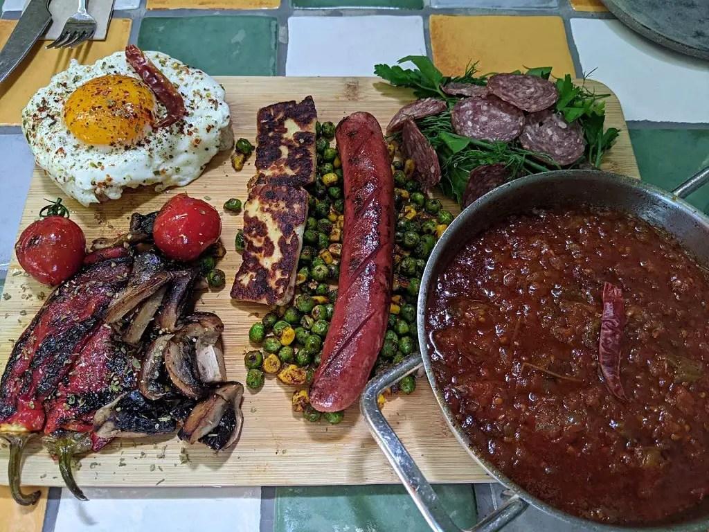 Where To Eat In Kas: Pell's restaurant