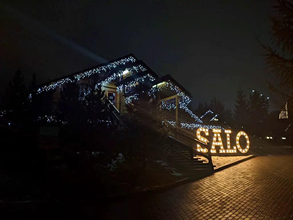 Where To Eat In Bukovel, Ukraine: SALO