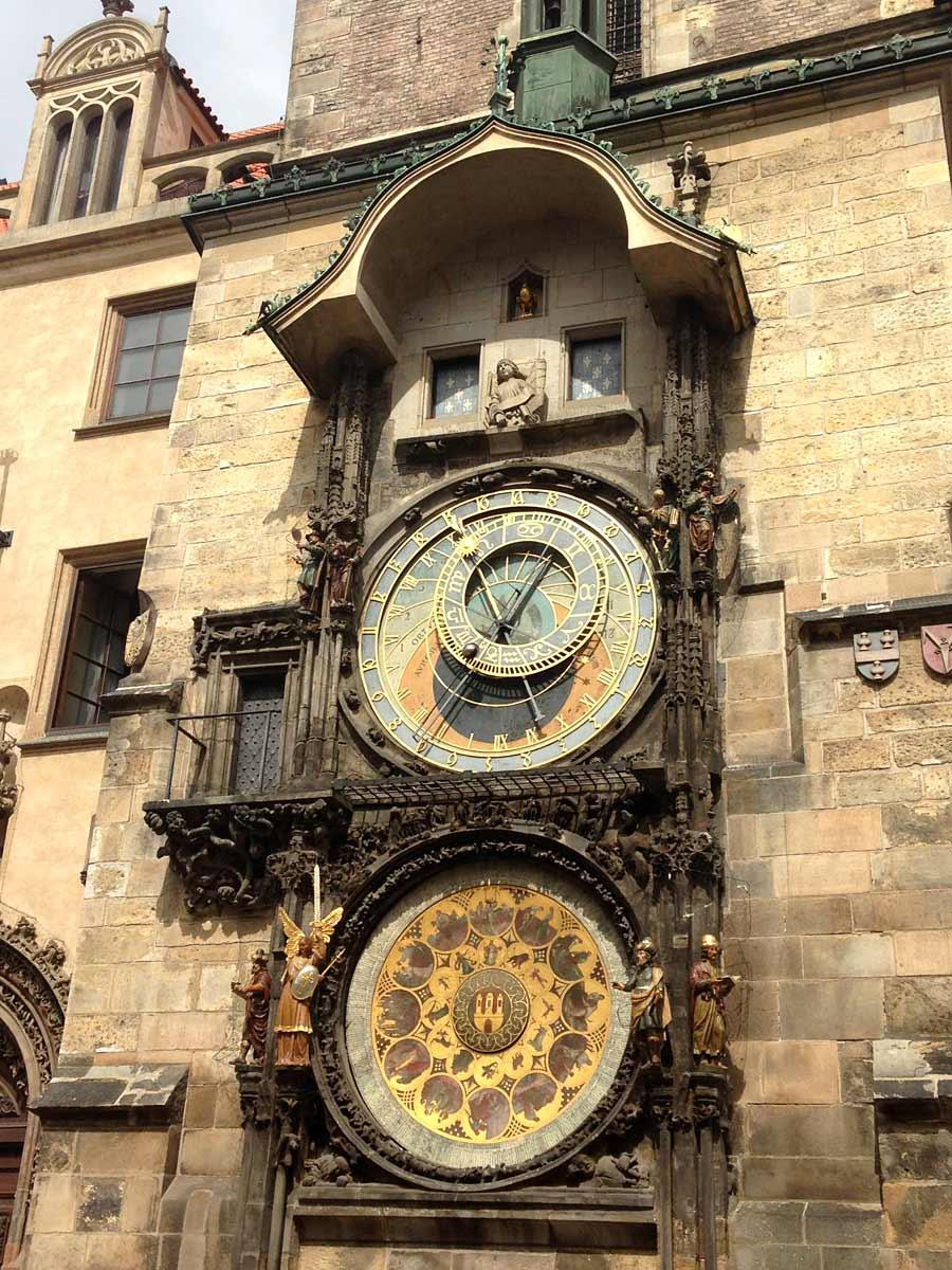 Clocks are cool