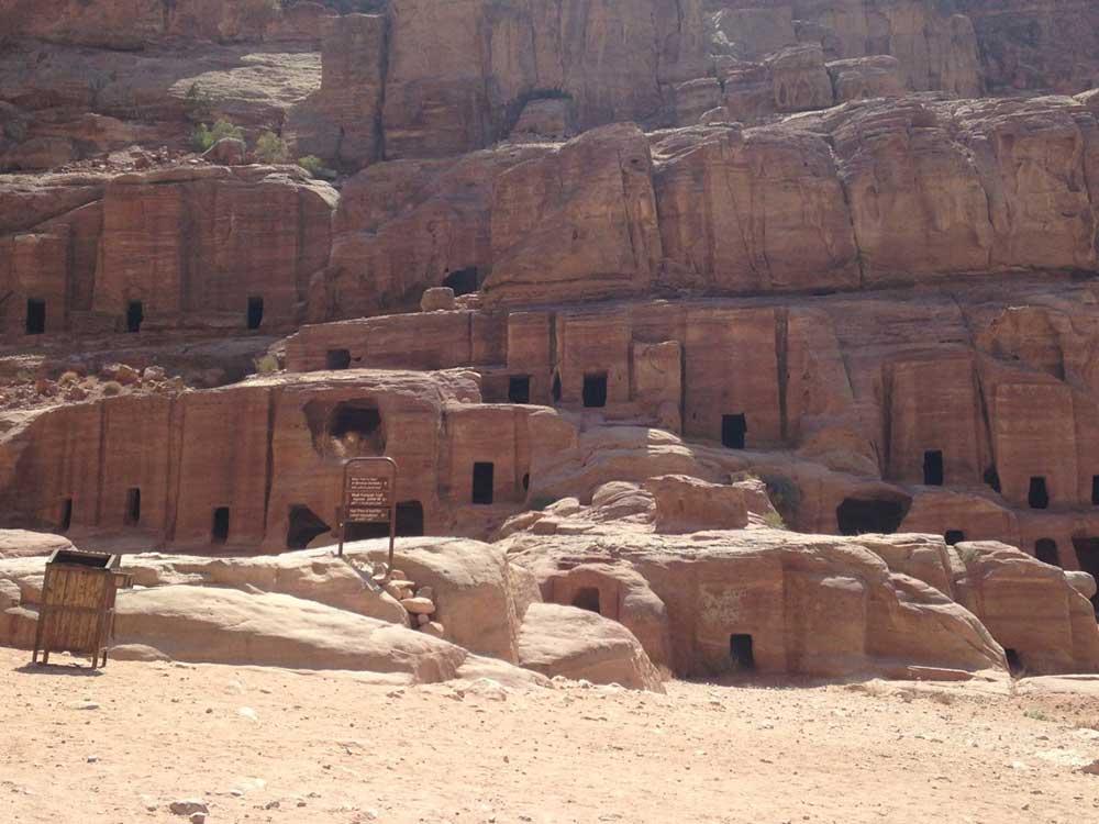 Tombs again