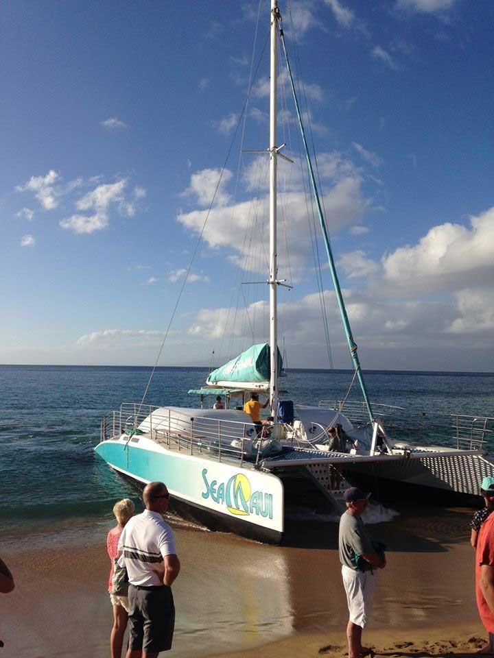Maui, boat tour