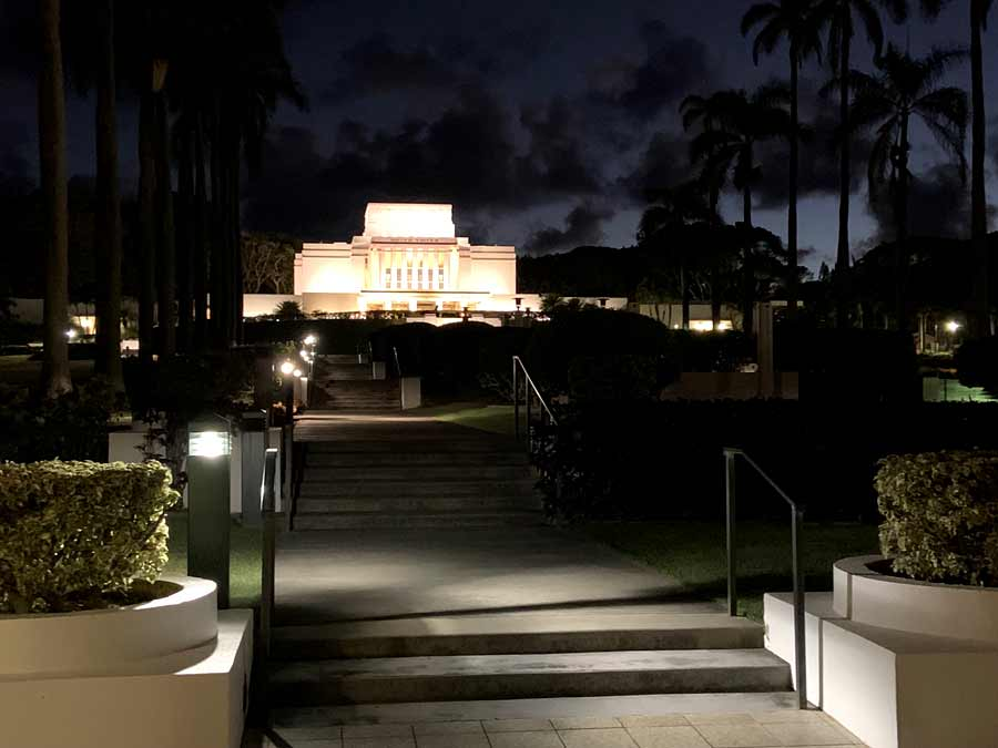Laie temple for The Church of Jesus Christ of Latter-day Saints