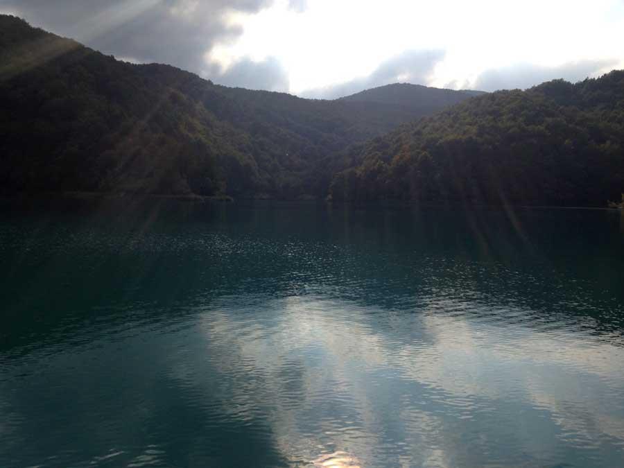 Plitvice, lake
