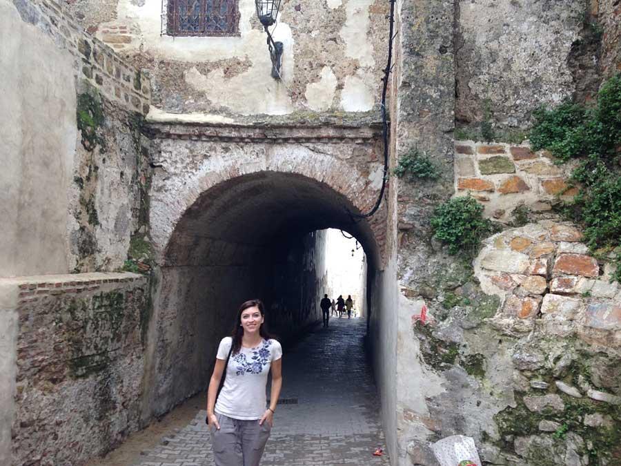 Malaga Tunnel