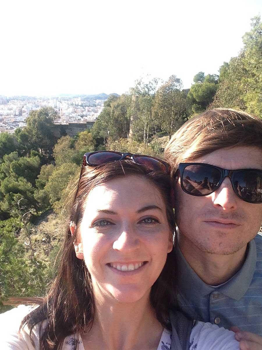Malaga: perfect.